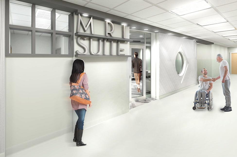 Brooklyn MRI Entry Hall