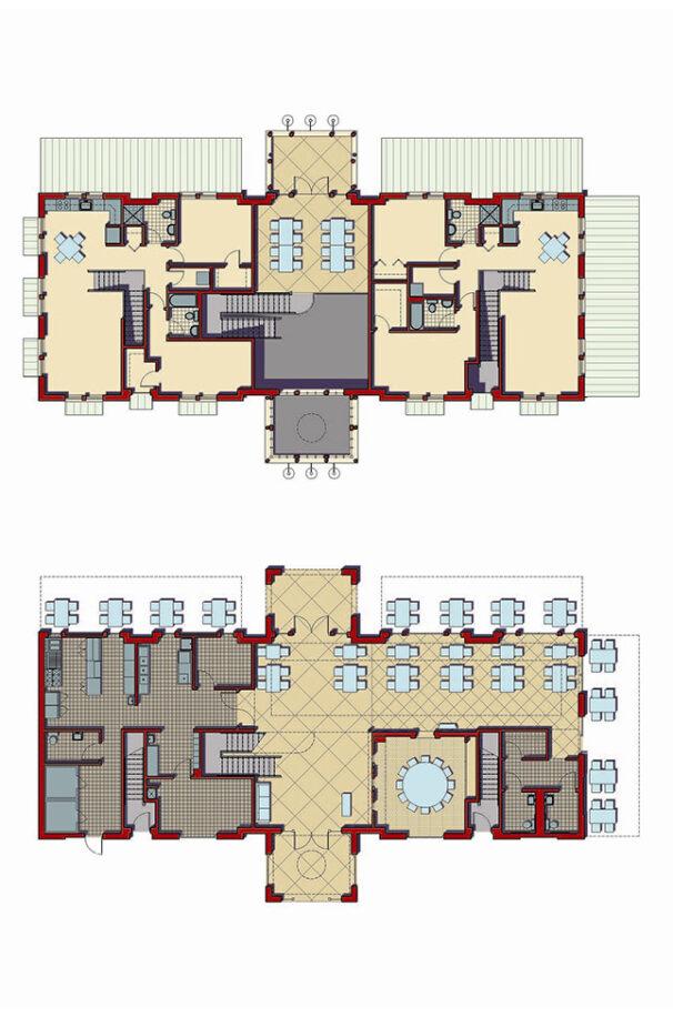 Vault Restaurant Floor Plans