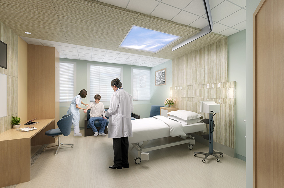 Medical Surgical Room