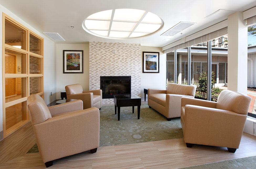 Center for Innovation Veterans Lounge