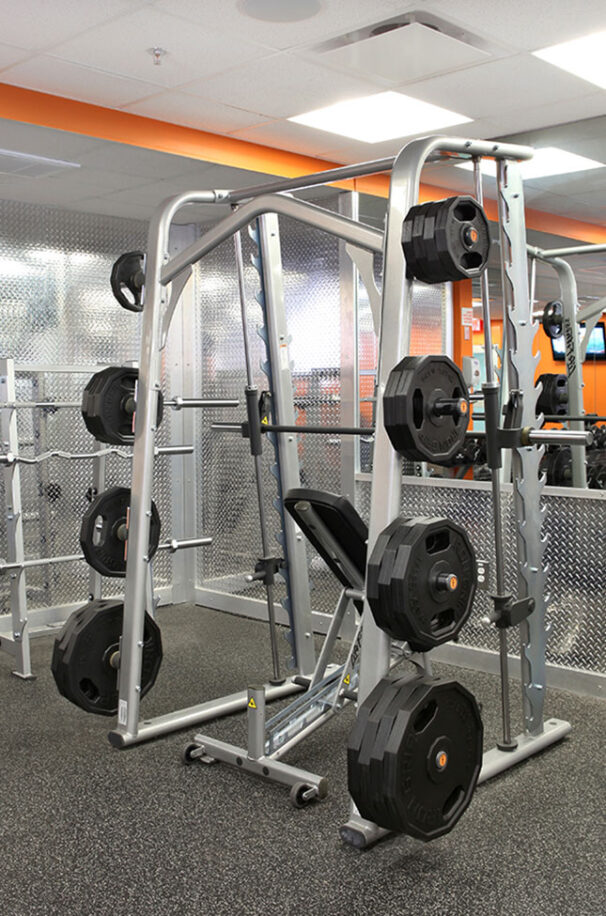 Fitness Center Corner