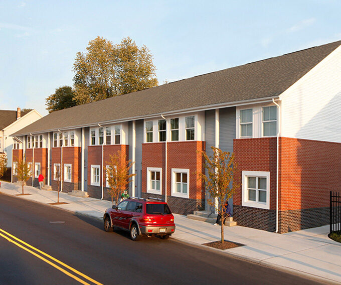 Martin Townhomes