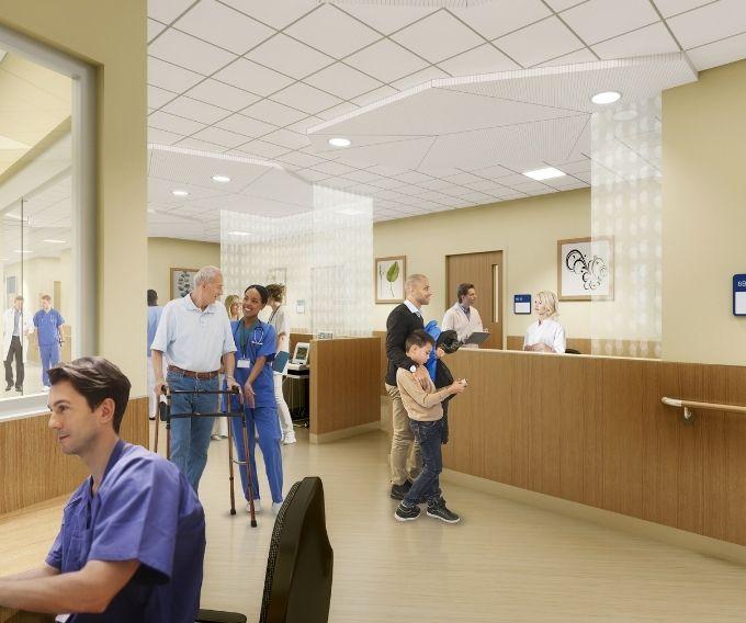 ICU Reception